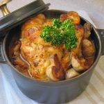 Recette lapin chasseur